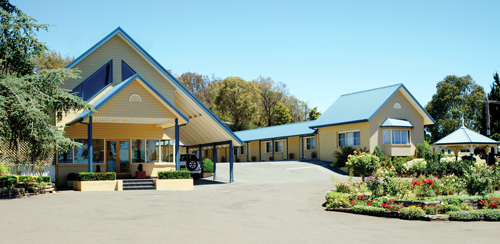 Willows Motel - Goulburn Accommodation